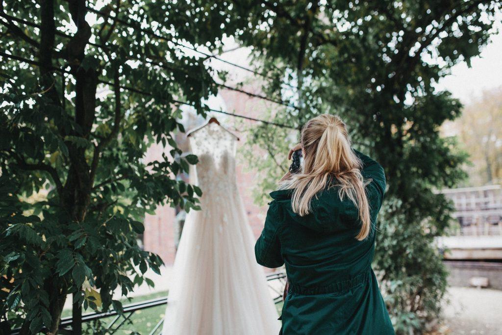 Bruidsfotograaf Tuin de Lage Oorsprong
