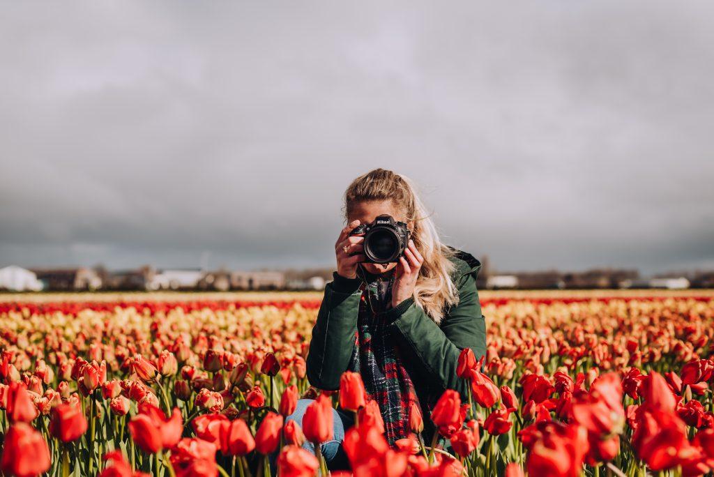 Fotograaf Bollenstreek